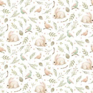 Tapeta forest animals