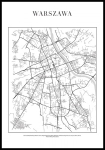Warsaw map II