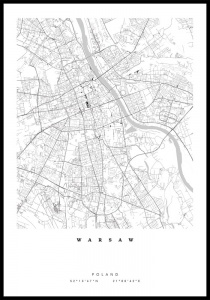 Warsaw map III