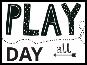 Plakat play all day
